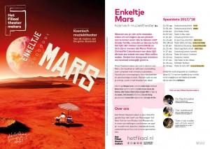 digiflyer Enkeltje Mars